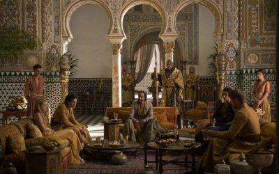 Alcázar di Siviglia o Palazzo Martell?
