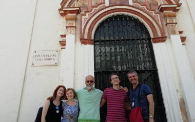 Pourquoi pas une visite guidée de la « Institución Colombina » de Séville ?