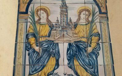 Les saintes Juste et Rufine de la cathédrale de Séville